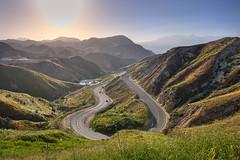 Curved (Shawn S. Park) Tags: california losangeles shawn 1224 moorpark d700 grimescanyon
