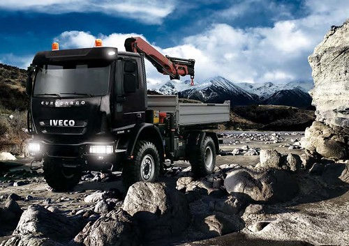 Iveco Eurocargo 4x4. Iveco Eurocargo 4x4