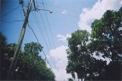 as above (petite.carina) Tags: sky college florida telephonewires ringling oldbradenton