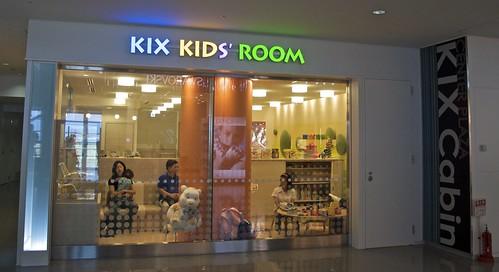 KIX kid's room