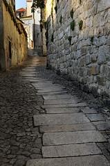 Callejuela (JoseRamonGarciaG) Tags: portugal calle nikon camino porto oporto piedras callejn d300
