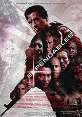 Mercenarios poster movie