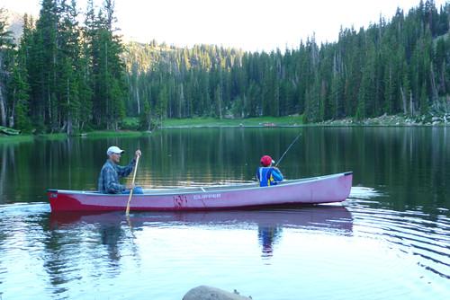 Camping - Canoe Ride