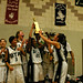 Girls basketball trophy
