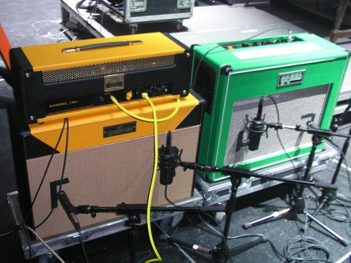 Mike's Setup in 2005