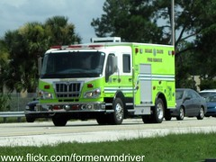 Miami Dade Fire Rescue - Rescue 33 (FormerWMDriver) Tags: county new rescue green truck fire fighter florida miami engine ambulance medical vehicle fl braun emergency heavy firefighter ems emt services industries spartan pumper dade furion