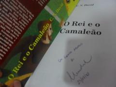 Na minha caixa de correio #1 O Rei e o Camaleão