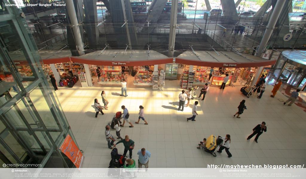 Suvarnabhumi Airport 01