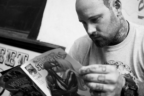 Craig Burton - Comic Reader