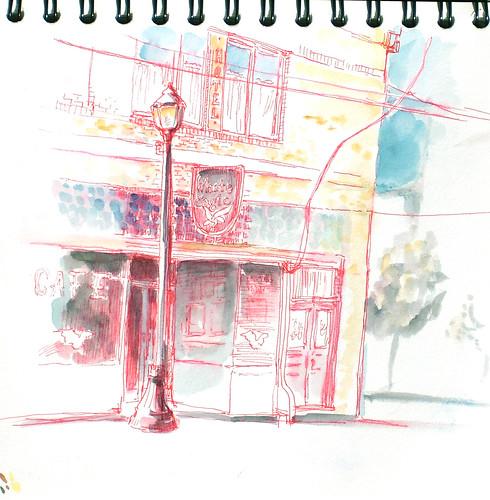 White Eagle Saloon, Portland