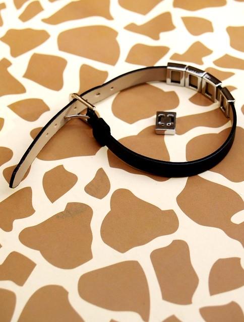'Hello' bracelet