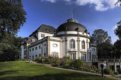 Theater im Kurpark Bad Oeynhausen (Meier-Fotodesign) Tags: theater badoeynhausen 10mm kurpark sigma1020 canon50d