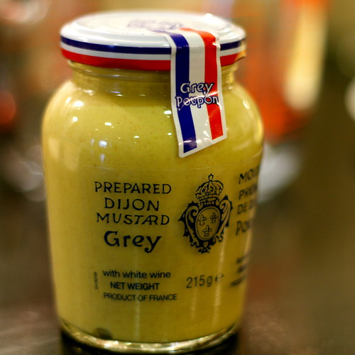 grey poupon © dan and tuesday