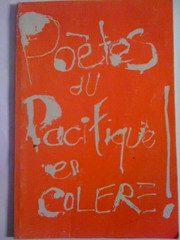 Image for Poetes Du Pacifique En Colere