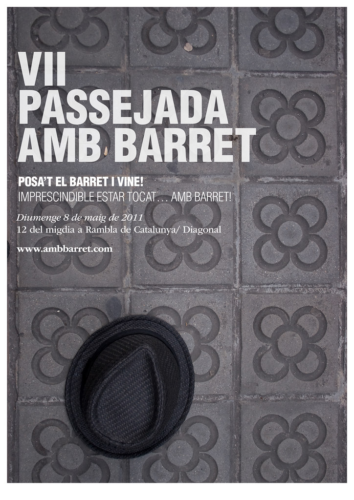 VII Passejada amb Barret 2011 - Low res