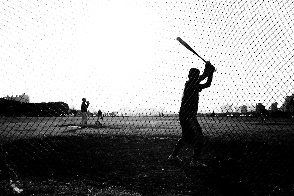 Baseball by Yiie, on Flickr