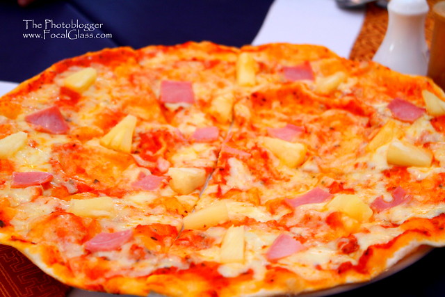 Pizza Hawaian