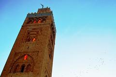 Mezquita Koutoubia 21 34572 (javier1949) Tags: unesco marrakech mezquita marruecos giralda koutoubia patrimoniomundial patrimoniodelahumanidad sigloxii almohade abdalmumin laciudadroja mezquitadeloslibreros