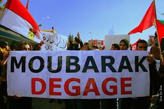 Moubarek Degage (Wassim Ben Rhouma) Tags: africa canon peace tunisia tunis egypt free revolution maghreb libre liberte paix afrique    wassim  dictature degage   dignite  jasminerevolution flagtunisia