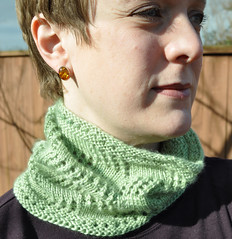 Tilting Squares Cowl by Project Pictures