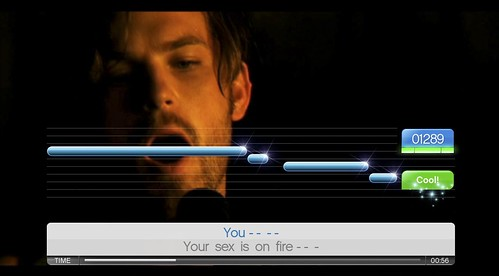 SingStore Update: Kings of Leon_Sex on Fire