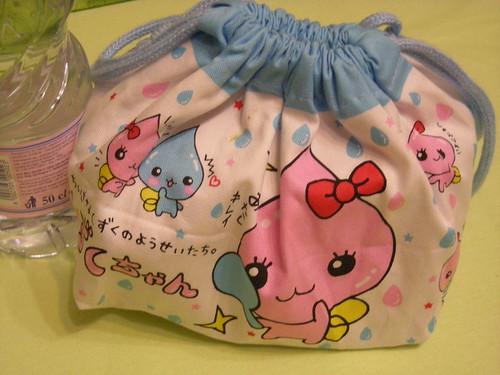 Bento bag Shizuku chan