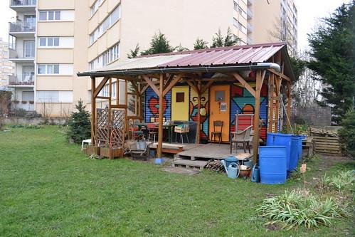 Lyon jardins potagers 19 (Le Vert Luizet)