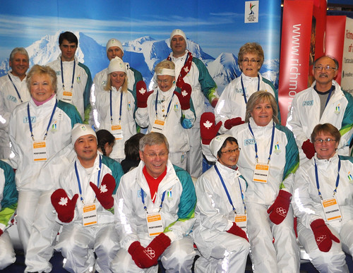 Olympic Torch Bearers
