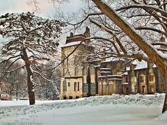 Winter at Fonthill (jwfuqua-photography) Tags: winter castle nature weather seasons pennsylvania doylestown fonthill buckscounty snowice henrychapmanmercer historicareas mercermile jwfuquaphotography