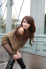 [フリー画像] 人物, 女性, アジア女性, 台湾人, 201105200900