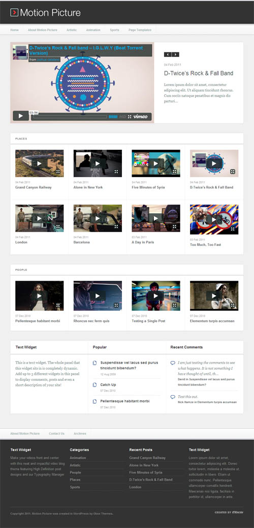 motion-picture-wordpress-theme