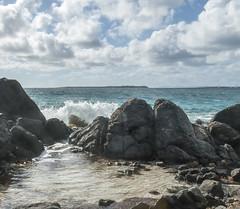 2017-04-26_08-18-30 Orient Beach Waves (canavart) Tags: sxm stmartin stmaarten fwi orientbeach orientbay beach ocean waves tropical caribbean