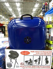 walk-a-bout grill (muffett68 ☺☺) Tags: ansh grill walkabout blue bigboxstore lowes