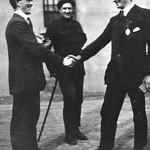 Thos Whelan + Patrick Moran? March 1921 thumbnail