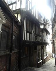 [52097] York : Lady Peckitt's Yard (Budby) Tags: york northyorkshire timbered medieval 17thcentury