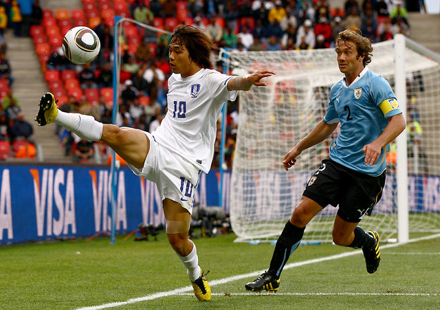 Thumb Octavos de Final: Uruguay 2 Corea del Sur 1
