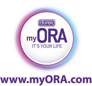 Durex myORA logo