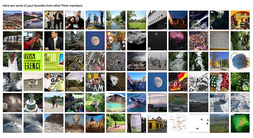 Flickr Faves