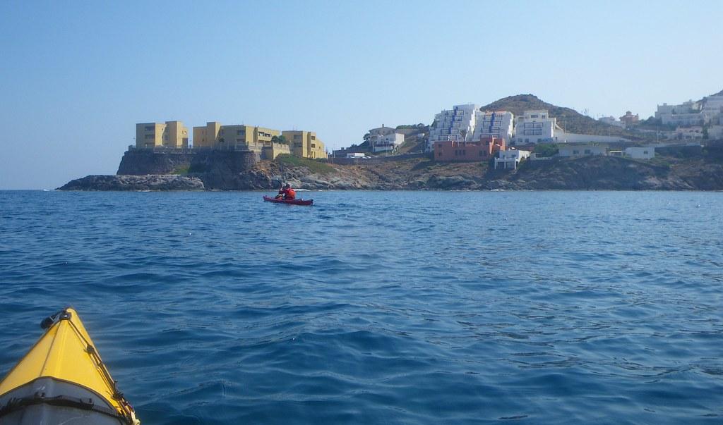 Cabo de Gata en kayak 427