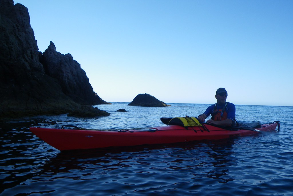 Cabo de Gata en kayak 553