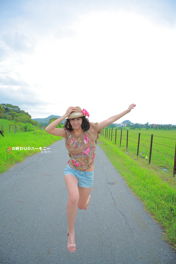 【 夏の終わりのハーモニー】