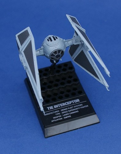 F-Toys 1/144 - Star Wars Collection 3 Special - Tie Interceptor - 5
