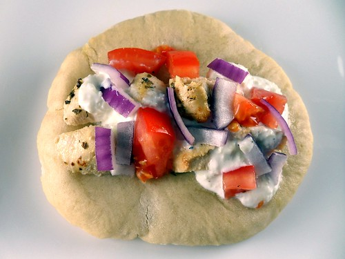 Kacey's Kitchen - Chicken Gyro's 2