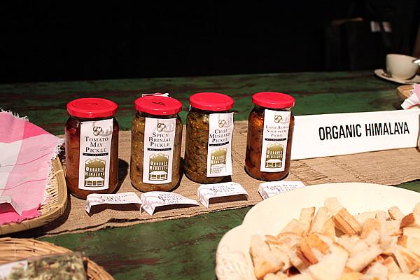 Organic Himalaya Chutneys