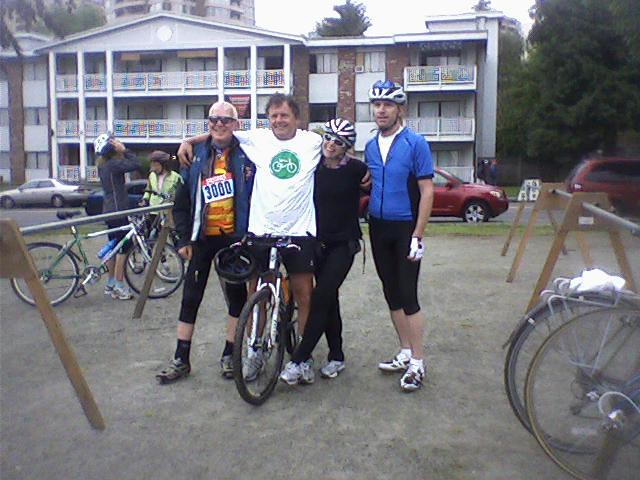 CMHA Community Bike Ride June 2010