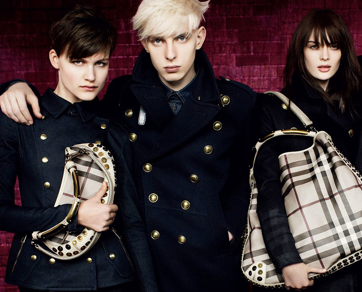 Burberry FW10 Ad Campaign0003(Official)