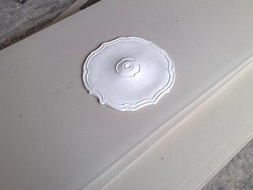 Moulding rose 1