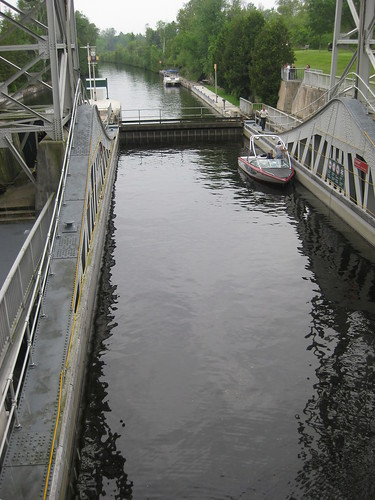Kirkfield Lift Lock