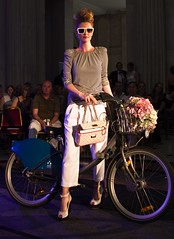 Dublin Cycle Chic Fashion Show 27