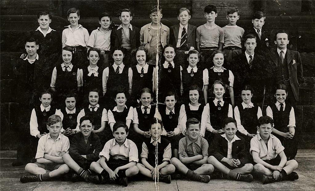 City Public 1st.Year 1949.